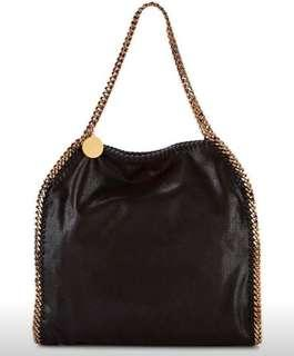 AUTHENTIC Stella McCartney Shaggy Deer Tote