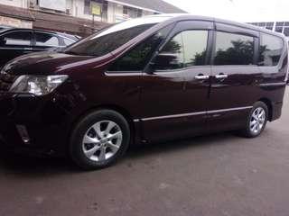 Nissan serena hws 2014
