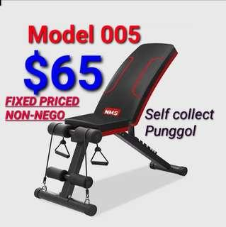 Gym Bench workout bench exercise bench