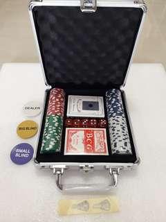 Poker Chips Set (New)