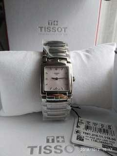Tissot ladies watch brandnew