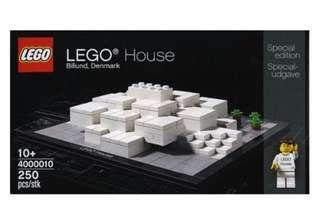 LEGO Special Edition Billund Lego House 4000010