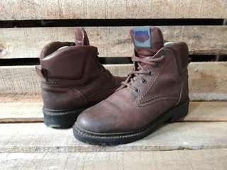 Sepatu Boots ECCO ORIGINAL Size 38 Kondisi Mulus No Minus Second