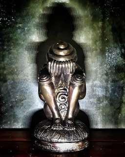Thai Amulet Bucha Pitda Yan Yung wat kao or make only 108 pics