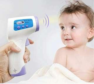 Ear temperature gun and temperature measuring gun baby baby body infrared electronic thermometer meter