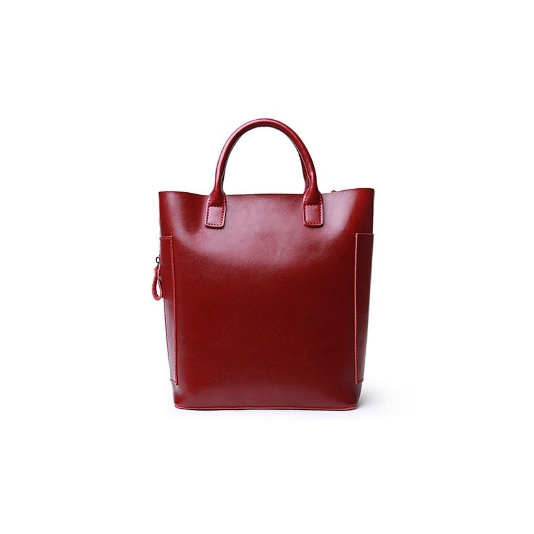 2846dff0a0f4 100% Genuine Leather bags for Ladies