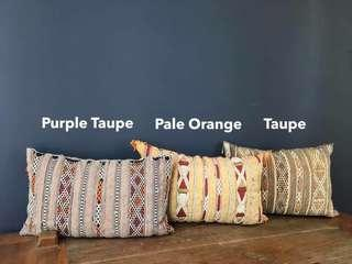 Authentic Moroccan Cushions