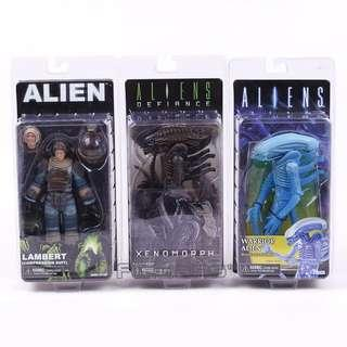 NECA Aliens Figure