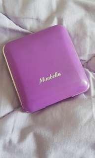 Mirabella trio eyeshadow