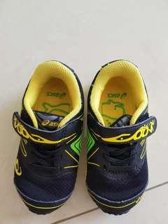 Almost new asics sneakers boys infant
