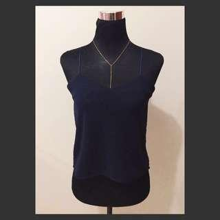 Brand New Cami Top - Prussian Blue