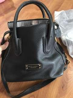 Blue label (Japan Burberry) handbag