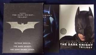 The Darkest Knight Trilogy Blu-ray Boxset