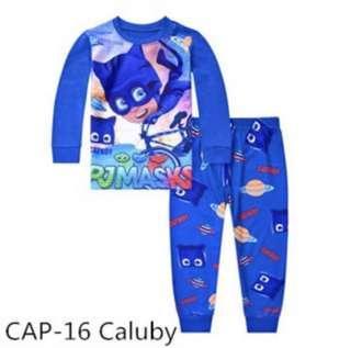 BNIB PJ Masks Pyjamas Set