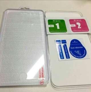 Plus sizd Tempered Glass Screen Protector via frre mailing.