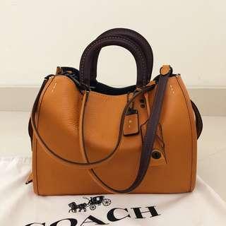 COACH S/S16 ROUGE BAG (ORI)