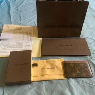 Louis Vuitton LV Card Holder Cartes Simple