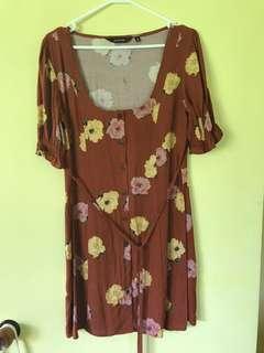 Glassons retro dress