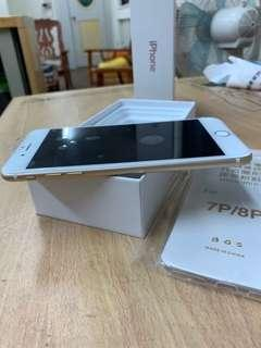 🚚 Apple 🍎New IPhone 7 Plus 128GB Gold color