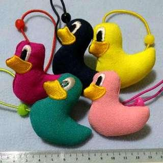 Duck Hair Tie/ Band - Women Hair Accessory/ Baby/ Kids Gift/ Present/ Party/ Toy