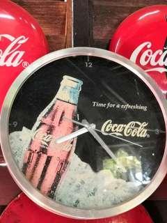 Jam coca cola antik