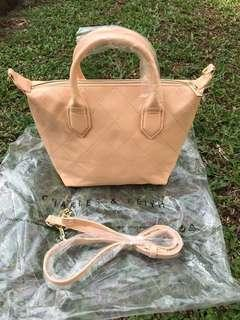 Charles & Keith Quiltes Bag Original