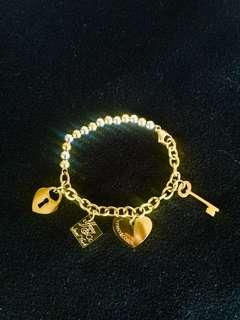Tiffany&Co. Charmed Bracelet