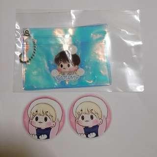 EXO Baekhyun Hologram Card Holder