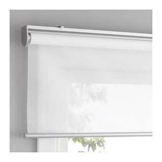 Ikea 北歐風 透光捲簾 白色 陽光捲簾