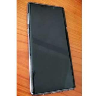 WTT Samsung Note 9 (128Gb) Black with Huawei