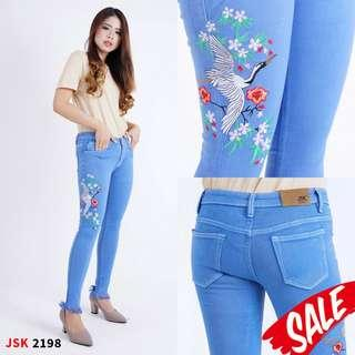 Skinny Jeans JSK 2198 UK 27-30