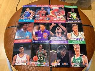 Pre-loved NBA 90's cards