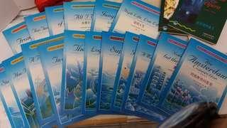 中英對照兒童故事書 一套15本 劍橋英語讀物2-6級