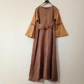 Dress panjang balotelli