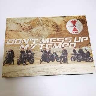 EXO DMUMT Tempo album