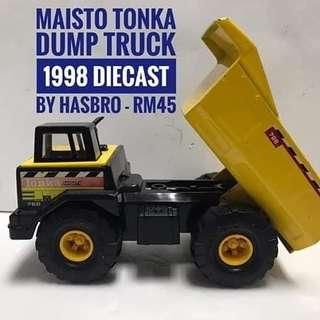 Maistro Dump truck