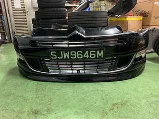 Citroen C5 bumper set