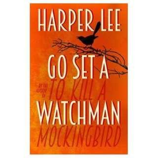 Go Set A Watchman (UK Edition)