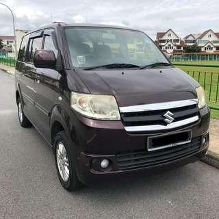 Suzuki APV 1.6A (7-Seater MPV)