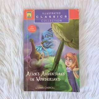 Alice's adventures in Wonderland Lewis Carrol