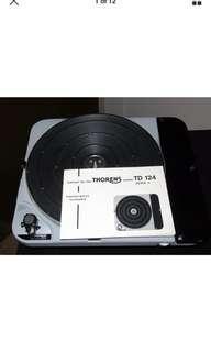 Thorens TD124