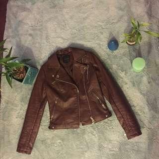 ✨sale✨Dynamite faux leather jacket XS