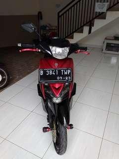 Mio GT 2013 pajak panjang
