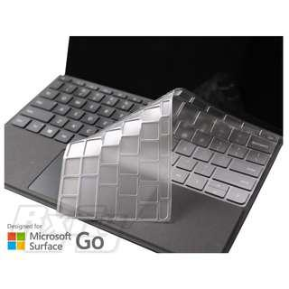 Premium Keyboard Cover Microsoft Surface Go 2018 Soft-Touch Ultra Thin TPU Protective Skin