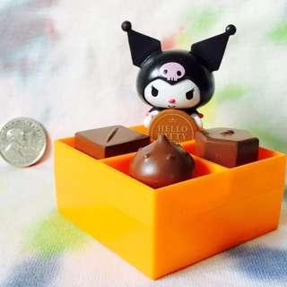 Kuromi and Chocolates