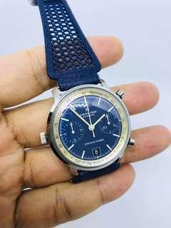 古董咸美頓日曆自動計時手錶 Hamilton Chrono-Matic