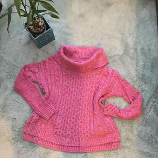 💥sale✨Pink Sweater by American eagle XS