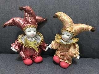 Couple Clown