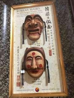 Korea  Mask Frame