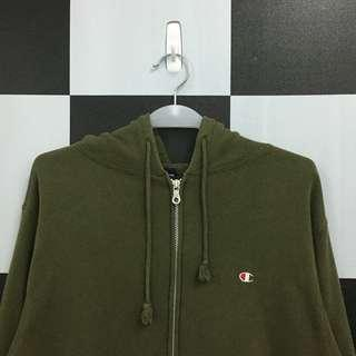 Champion Sweater (Olive green)